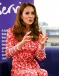 Il Duca e la Duchessa di Cambridge visitano il London Bridge Jobcentre