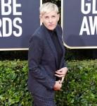 Ellen Degeneres partecipa al 77th Annual Golden Globe Awards al Beverly Hilton Hotel il 05 gennaio 2020 a Beverly Hills, California © Jill Johnson / jpistudios.com
