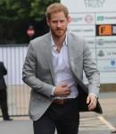 Il principe Harry visita il Black Prince Trust a Lambeth