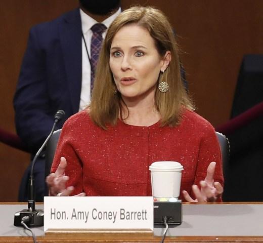 Audizioni di conferma del giudice Amy Coney Barrett