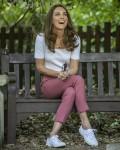Sua Altezza Reale a Battersea Park ascolta direttamente i genitori sulle loro esperienze di sostegno da genitore a genitore.