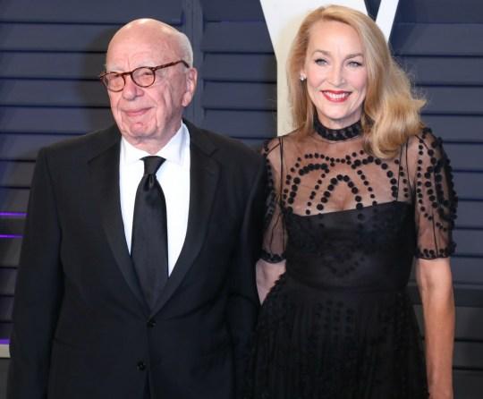 Vanity Fair Oscars Party - Arrivi