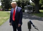 Donald Trump parte per Atlanta