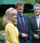 Il principe Harry ha ricevuto presso la residenza dell'ambasciatore britannico negli Stati Uniti