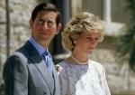 Charles e Diana in Italia