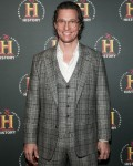 Matthew McConaughey presente per A + ...