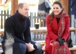 Il Duca e la Duchessa di Cambridge visitano le comunità di tutto il Regno Unito