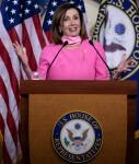 Conferenza stampa settimanale Pelosi