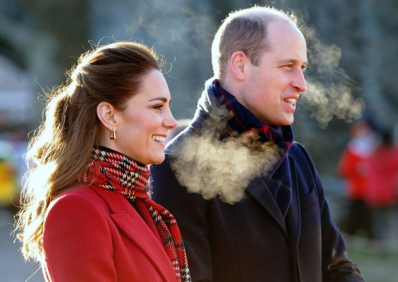 Il Duca e la Duchessa di Cambridge incontrano gli studenti dell'Università di Cardiff