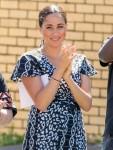 Duca e Duchessa di Sussex durante il tour reale del Sud Africa