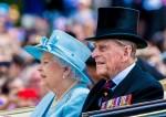 """Il principe Filippo, 98 anni, è ricoverato a Londra per """"misura precauzionale"""" preesistente al King Edward VII Hospital! ** FILE FOTO **"""