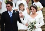Sua Altezza Reale la Principessa Eugenie e Jack Brooksbank