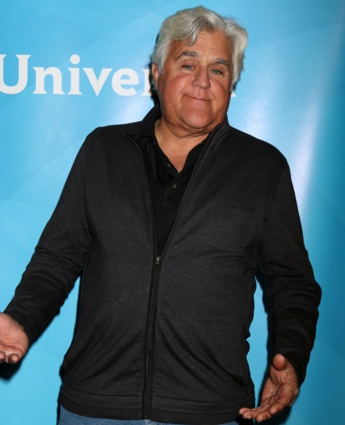 Jay Leno alla NBC TCA Winter Press To ...