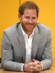 Prince Harry Opens The Barking And Dagenham 'Future' Youth Zone