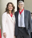 Dopo quasi 30 anni insieme Bill Gates e Melinda Gates hanno annunciato la loro separazione! ** FILE FOTO **