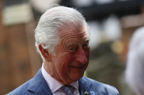 Il Principe di Galles e la Duchessa di Cornovaglia visitano Coventry