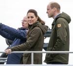 Duca e Duchessa di Cambridge tour della Scozia