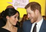 Il principe Harry e Meghan Markle partecipano a un ricevimento per l'emancipazione delle donne