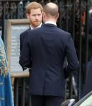 Il principe Harry e Meghan Markle festeggiano l'Anzac Day a Londra