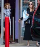 Angelina Jolie va al cinema con i suoi figli a Los Angeles