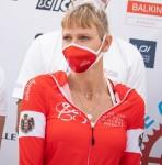 """La famiglia principesca di Monaco al via della 3° edizione della gara """"The Crossing: Calvi-Monaco Water Bike Challenge"""""""