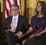 Bill e Melinda Gates annunciano il divorzio **FOTO D'ARCHIVIO**