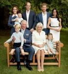 Ritratto di famiglia di compleanno di Sua Altezza Reale il Principe di Galles