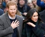 Il principe Harry e la signora Meghan Markle visitano Edimburgo