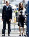 La coppia reale visita Birmingham