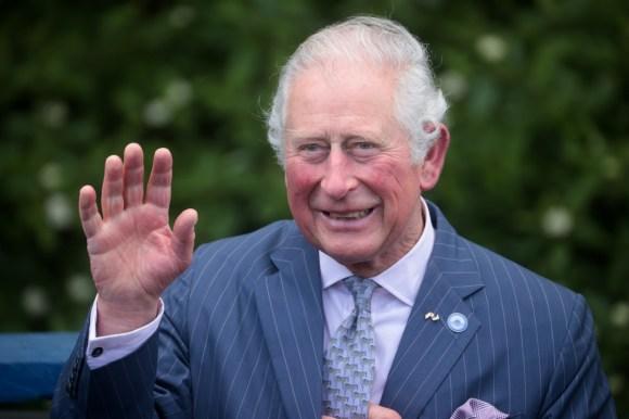Il principe Carlo d'Inghilterra e Camilla, duchessa di Cornovaglia, visitano Coventry