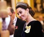 Il ricevimento diplomatico della regina