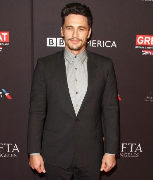 James Franco partecipa al BAFTA Los Angeles Tea Party