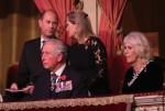 La famiglia reale partecipa al festival della memoria