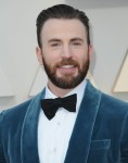 Chris Evans partecipa alla 91esima edizione degli Academy Awards a Los Angeles