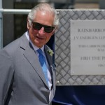 La visita del Principe di Galles nel Dorset