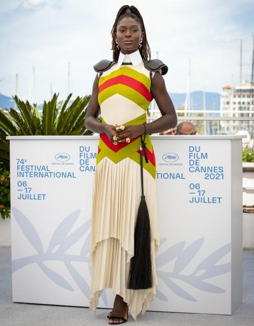 """Photocall di """"Dopo Yang"""" - La 74a edizione del Festival di Cannes Cannes"""