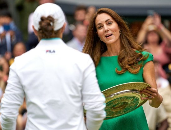 DESCRIZIONE ai campionati di Wimbledon 2021