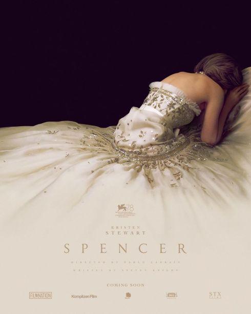 Kristen Stewart spencer poster