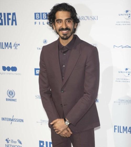 Dev Patel al 22° British Independent Film Awards, Roaming Arrivals, Old Billingsgate, Londra, Regno Unito - 01 dic 2019