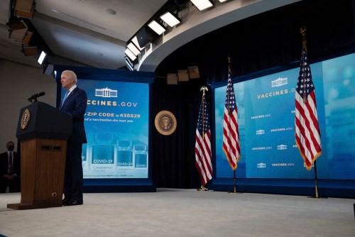 Aggiornamenti del presidente Biden sulla risposta al Covid