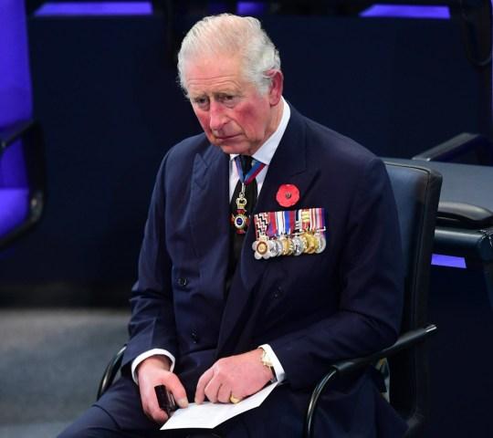 Il principe Carlo e Camilla visitano Berlino per partecipare agli eventi della Giornata del lutto nazionale