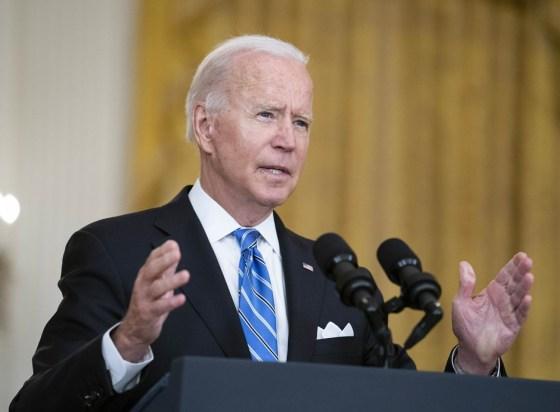 Il presidente Biden esprime osservazioni sull'agenda Build Back Better