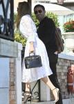 Ben Affleck e Jennifer Lopez arrivano a Venezia durante la 78° Mostra del Cinema di Venezia