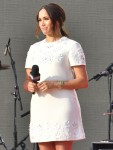 Prince Harry and Meghan Markle speak at the 2021 Global Citizen Live Festival