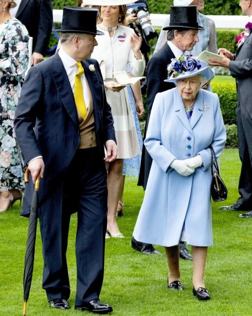 Royal Ascot Photo: Albert Nieboer / Netherlands OUT / Point De Vue OUT