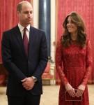 Il Duca e la Duchessa di Cambridge ospitano un vertice sugli investimenti tra Regno Unito e Africa a Buckingham Palace