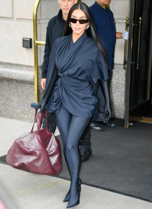 Kim Kardashian West va alle prove della SNL