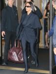 Kim Kardashian lascia il Ritz Carlton e si dirige al SNL per le prove