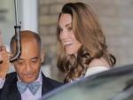 HRH, Catherine, duchessa di Cambridge arriva alla Somerset House for Action on Addiction? Cena di gala, Londra, Regno Unito
