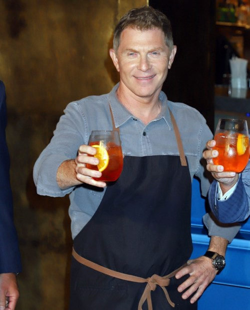 """""""Amalfi"""", the first Italian Restaurant By BOBBY FLAY Hosts Grand Opening"""
